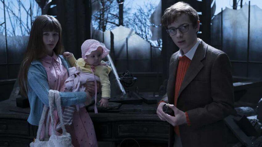 Les désastreuses aventures des orphelins Baudelaire, la série Netflix