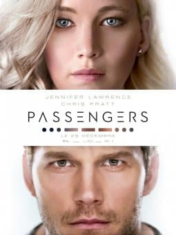 passengers affiche poster film SF