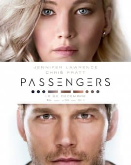 Passengers, le film de science-fiction et de romance