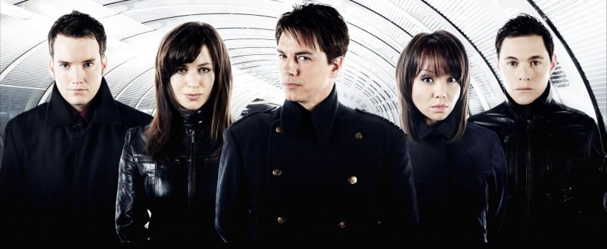 torchwood serie