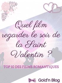 TOP 10 des films romantiques pour la Saint Valentin