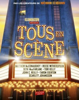 Tous en scène, le film d'animation d'Illumination Entertainment