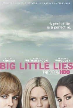 big little lies affiche serie