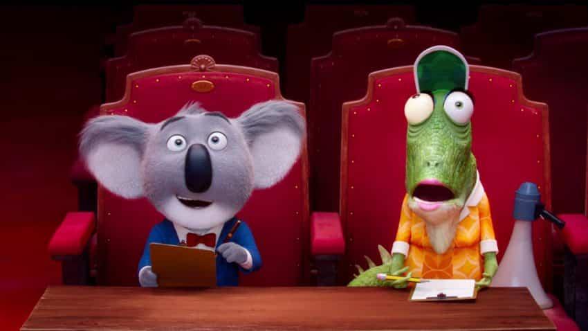 Tous en scène, le film d'animation d'Illumination Entertainment