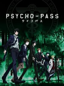 Psycho Pass, l'anime de science fiction japonais