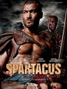 Spartacus, le sang des gladiateurs