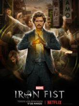 Iron fist netflix poster affiche