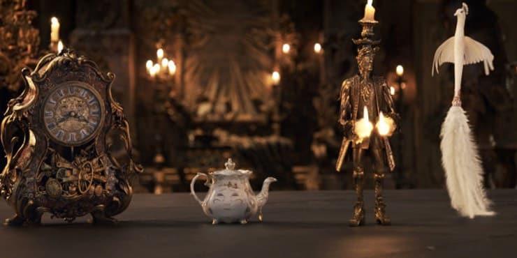 La Belle et la Bête, le film musical fantastique avec Emma Watson