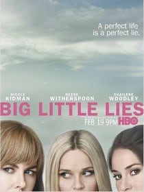 big little lies affiche serie