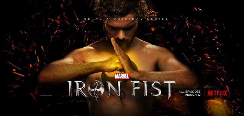 iron fist marvel serie netflix
