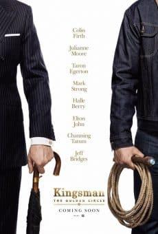 kingsman 2 affiche poster