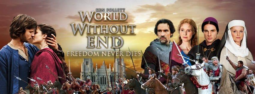 un monde sans fin serie