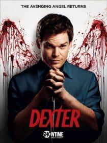 dexter serie poster affiche