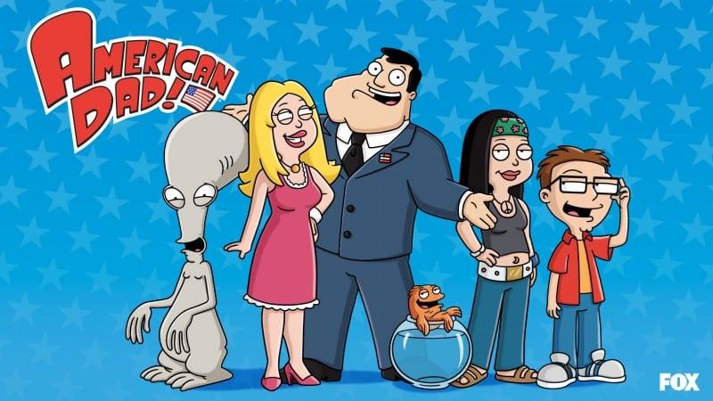 American Dad série humoristique américaine