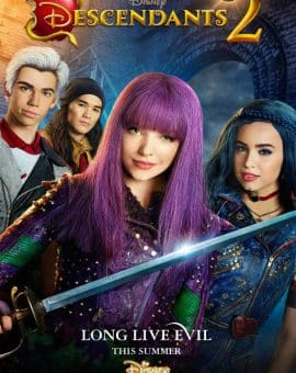 Descendants 2 : la bande annonce officielle du film de Disney !