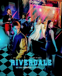 riverdale poster affiche serie