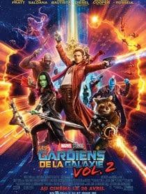 Les Gardiens de la Galaxie vol.2 poster affiche