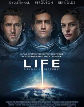Life : Origine inconnue, le film de Science-Fiction