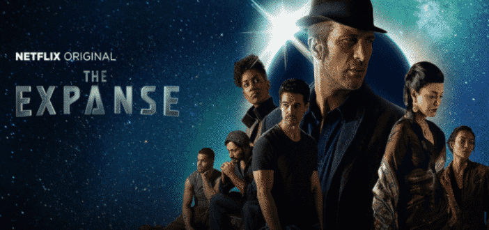 the expanse serie science fiction netflix banner