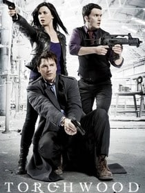 torchwood poster affiche serie science fiction