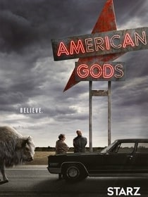 american gods affiche poster