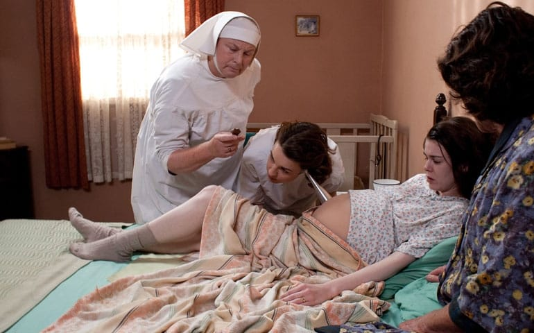 call the midwife birth
