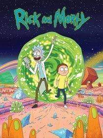 Rick et Morty, le dessin animé pour adulte