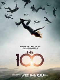 Les 100 (The 100), la série de Science-Fiction