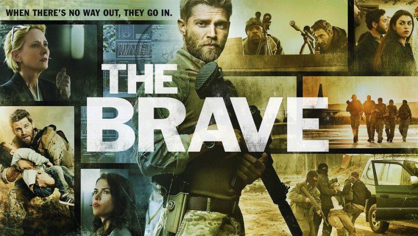 the brave serie 2017