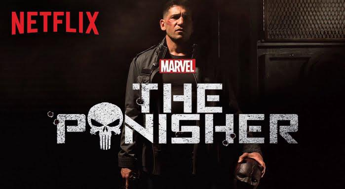 the punisher netlix