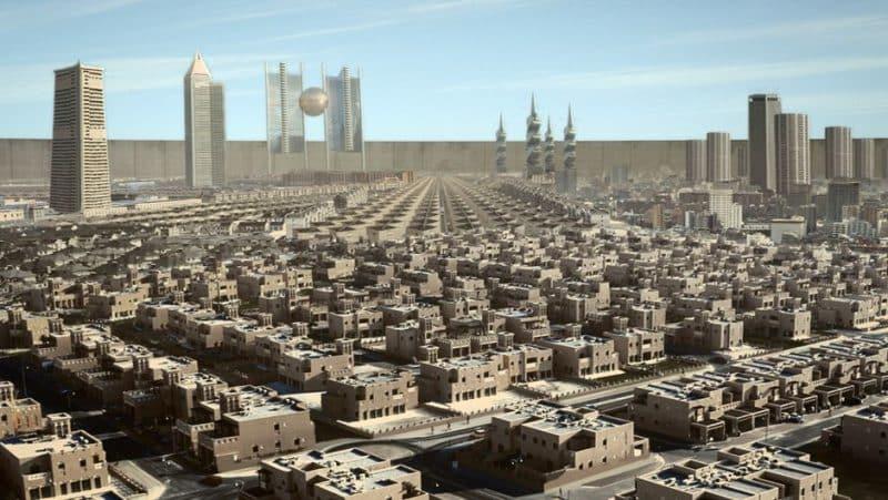 trepalium arte série dystopique