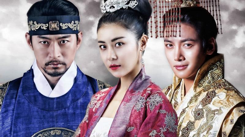 empress ki banner top serie romance
