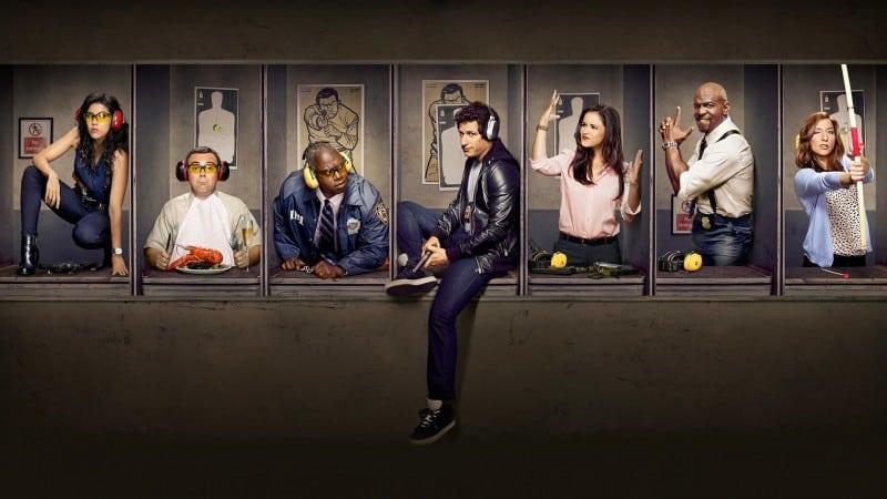 Brooklyn Nine-Nine, la série policière comédie