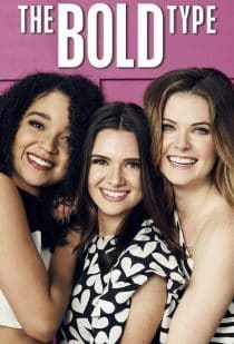 The Bold Type serie poster affiche