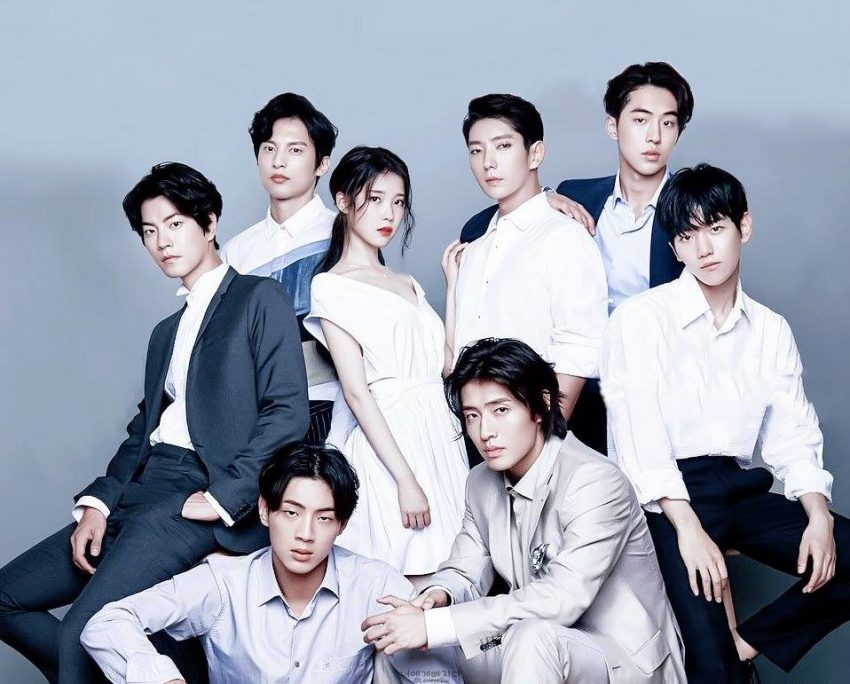 moon lovers casting 2