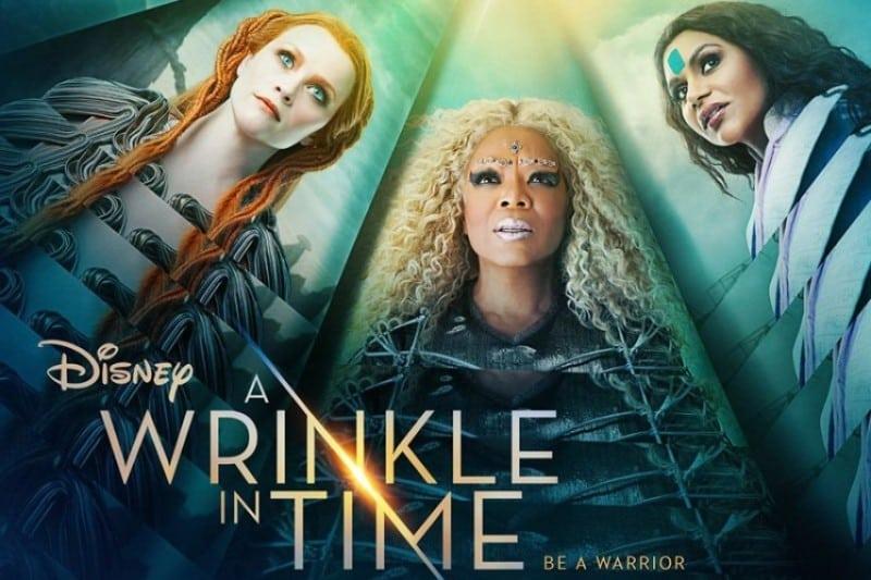 A Wrinkle In Time un raccourci dans le temps 2018