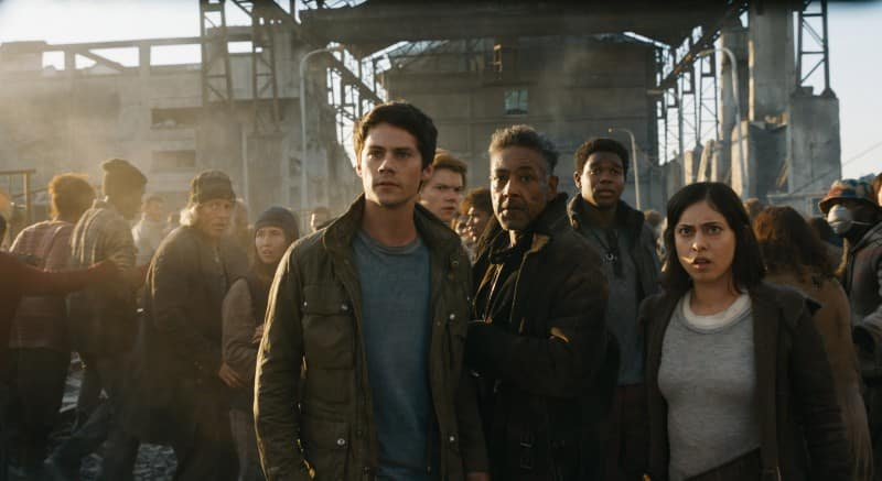 Maze Runner The Death Cure le labyrinthe 3