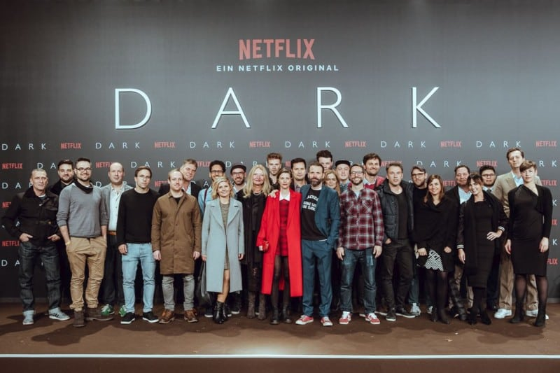 dark serie casting