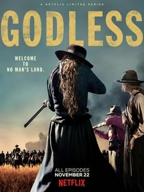godless affiche poster
