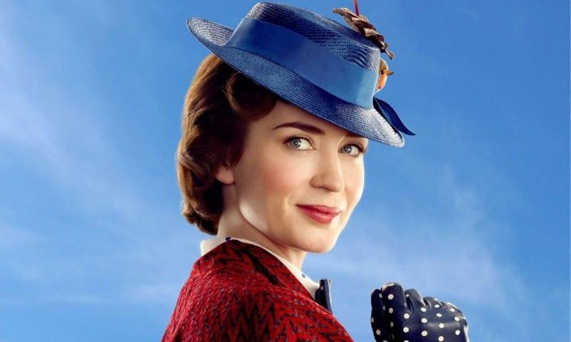 le retour de Le retour de Mary Poppins