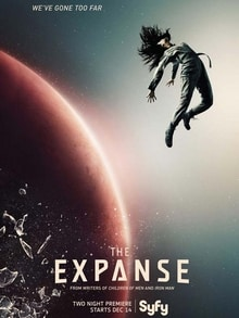 The Expanse, la série de science-fiction de SYFY