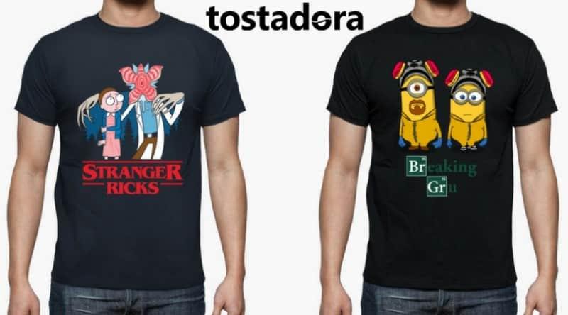 code promo tostadora tshirt