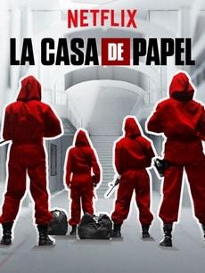 La Casa de Papel, la série espagnole