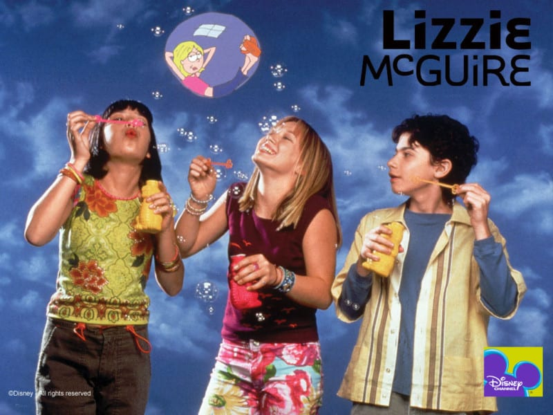 Lizzie McGuire série KD2A