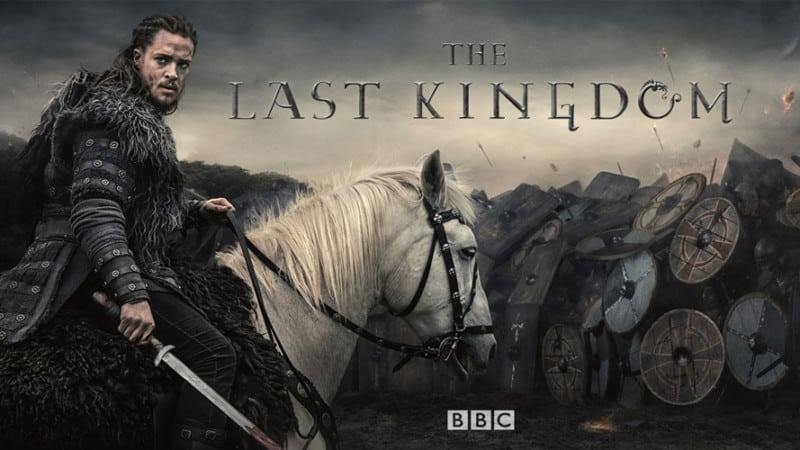 the last kingdom serie viking