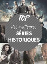 top meilleures séries historiques