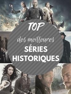 TOP des meilleures séries historiques