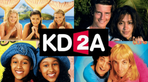 séries kd2a émission ados année 2000