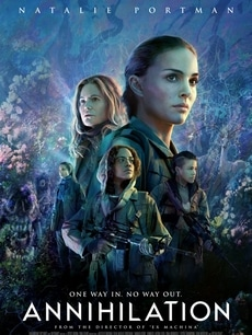 Annihilation, le film de science-fiction d'Alex Garland