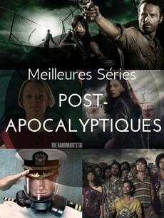 TOP des meilleures séries post-apocalyptiques